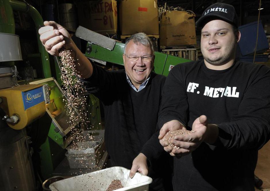 Des métaux qui valent leur pesant d'or – Journal de Québec 2014