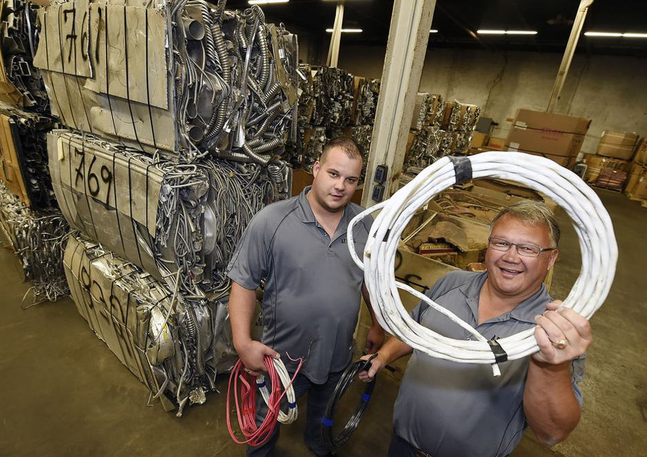 AF Métal exporte des métaux recyclés vers le marché américain – Journal de Québec 2015